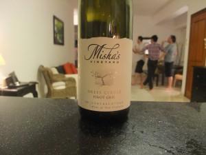 Dress Circle - Pinot Gris by Misha's Vineyard