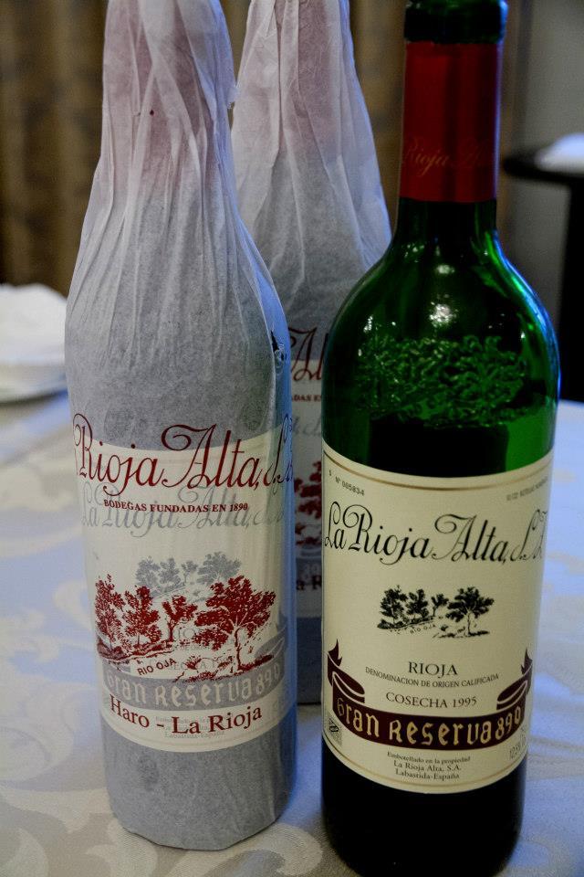 BBR Singapore tasting - La Rioja