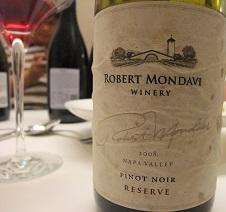 Robert Mondavi Reserve