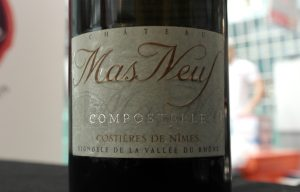 Chateau Mas Neuf, Compostelle Blanc 2011