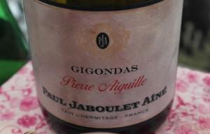 Domaine Paul Jaboulet Aine, Gigondas Rouge – Pierre Aiguille 2010