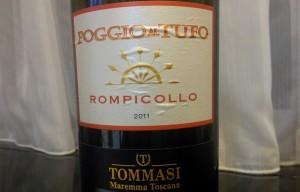 Tommasi Poggio Al Tufo Rompicollo 2011