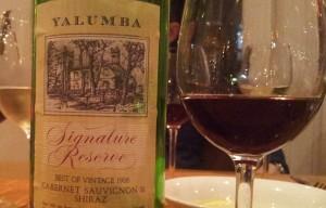 Yalumba Signature Reserve Best of Vintage 1986