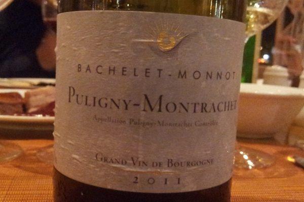 Bachelet-Monnot Puligny-Montrachet 2011