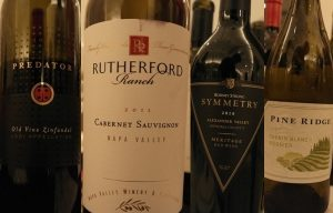 California wines – Going beyond familiarity