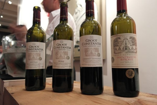 Groot Constantia – The monuments of South Africa wine industry