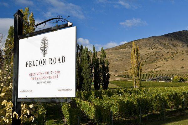 Felton Road – The legendary Kiwi Pinot Noir