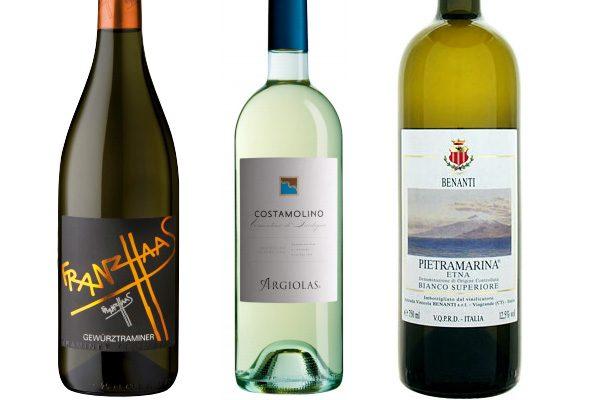 Italian white wines for Singapore