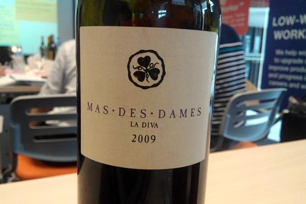 Mas des Dames La Diva 2009